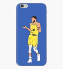 Steph Curry Shrug iPhone Case