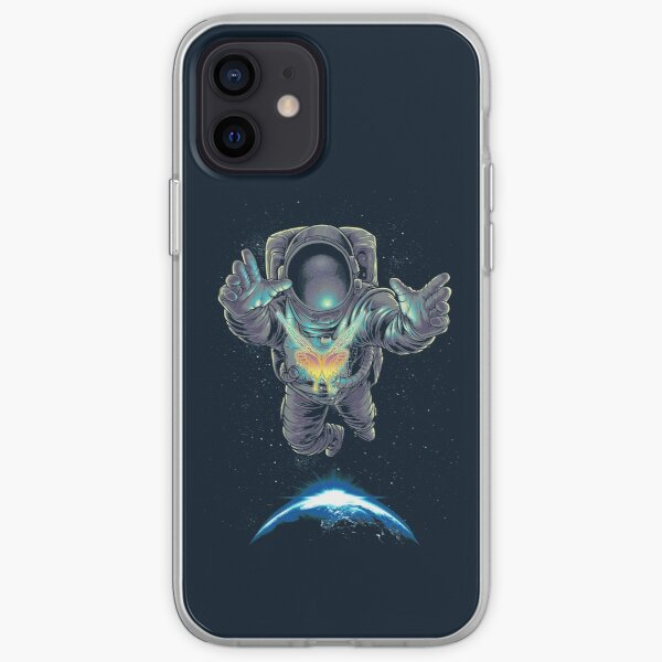 Butterflight iPhone Soft Case