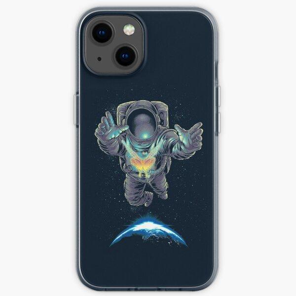 Butterflight iPhone Soft Case