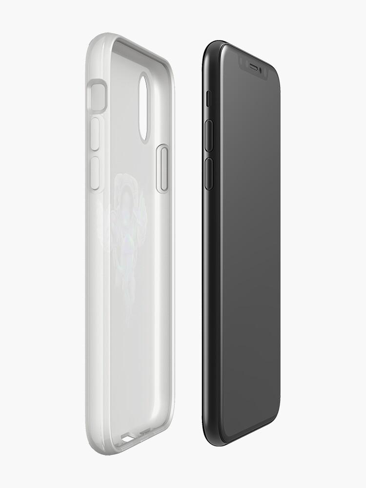 Alternative Ansicht von Jellyspace 2 iPhone-Hülle & Cover