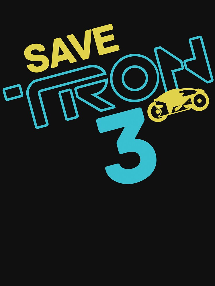 Save Tron 3 [color] | Unisex T-Shirt