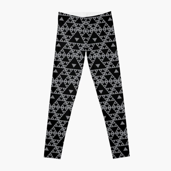 Motion Tracking Triangle Pattern Leggings