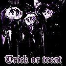 Trick or Treat on Hallowen by PeLari