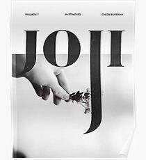 Joji - Discography Poster Poster