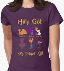 He's Got... Women's Fitted T-Shirt