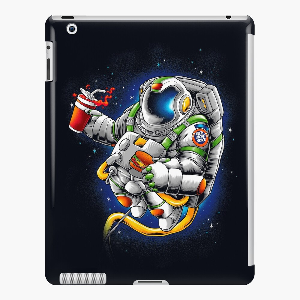 I Need More Space iPad Case & Skin