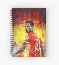 Art Hazard Illustration Spiral Notebook