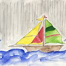 Ship to Tarshish by Anne Gitto