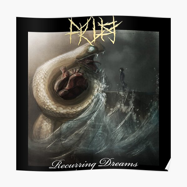 Frust - Recurring Dreams Poster