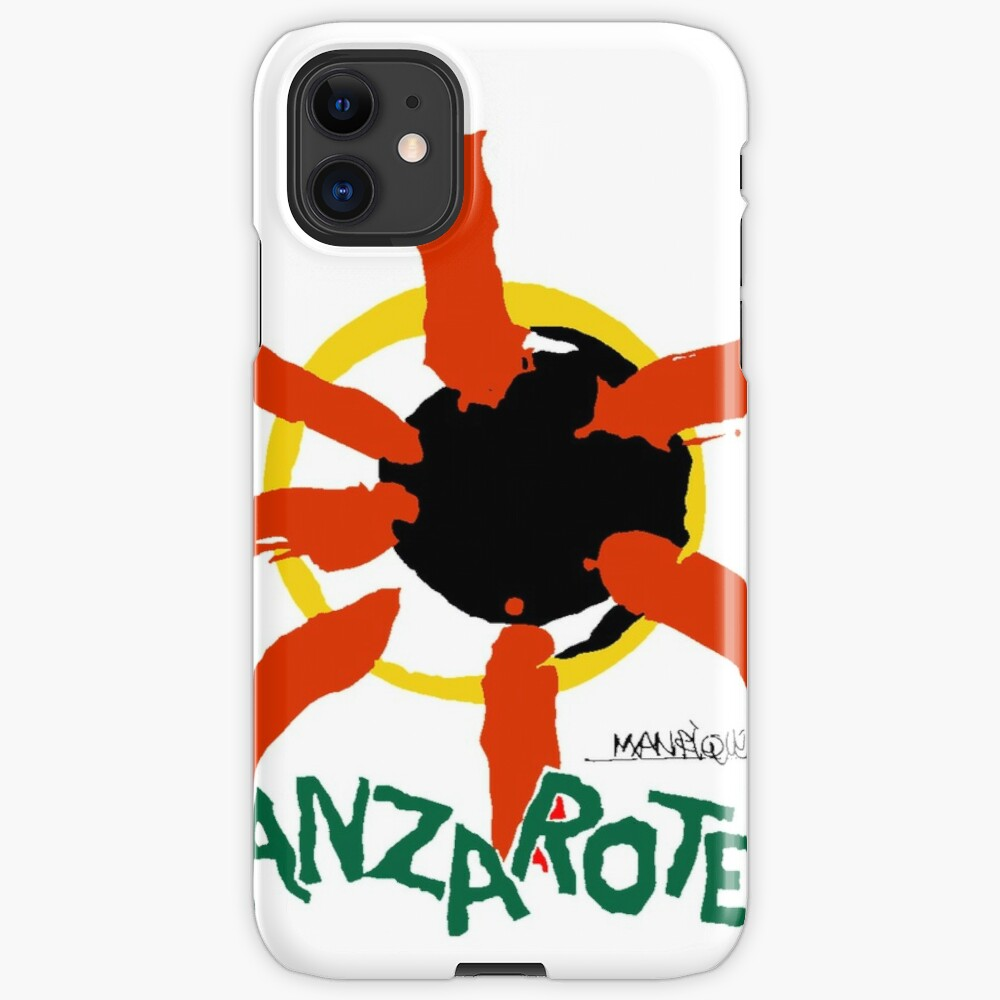 Lanzarote - Large Logo iPhone Case & Cover