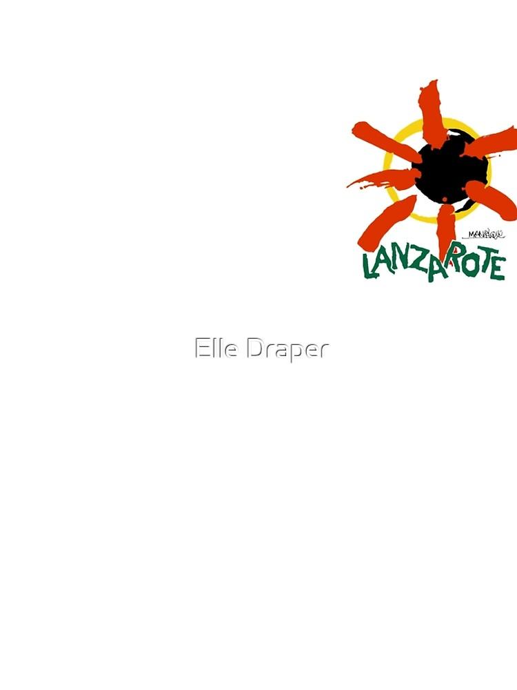 Lanzarote - Large Logo by CanaryNightlife