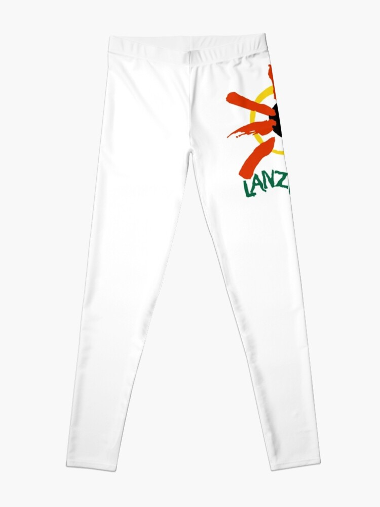 Alternate view of Lanzarote - Large Logo Leggings