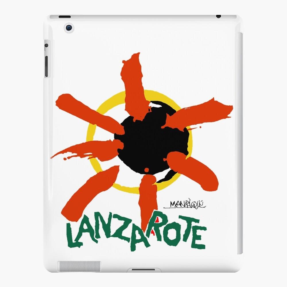 Lanzarote - Large Logo iPad Case & Skin