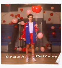 Conan Grey Crush-Kultur Poster