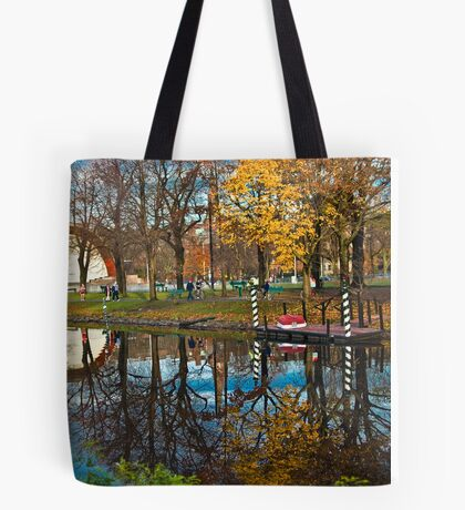 Esplanade Tote Bag