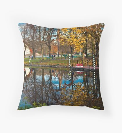 Esplanade Throw Pillow
