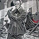 Van Helsing by Raine  Szramski