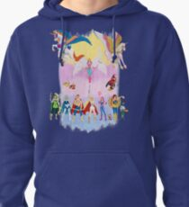 Rebels: Credited And Wave 1 Plus by Kevenn T. Smith Pullover Hoodie