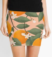 fresh citrus Mini Skirt