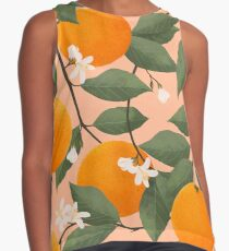 fresh citrus Sleeveless Top