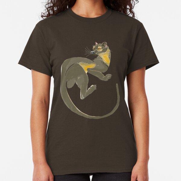 Fossa digital Art Civet World  Camiseta clásica