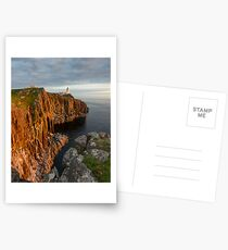 Neist Point Lighthouse on the Isle of Skye Postcards