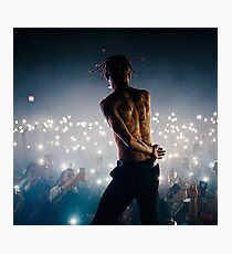 Lil Skies on live Photographic Print