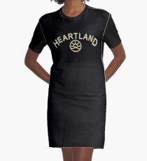 heartland ranch clothing Graphic T-Shirt Dress