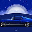 Moonlight Fastback by Keith Hawley