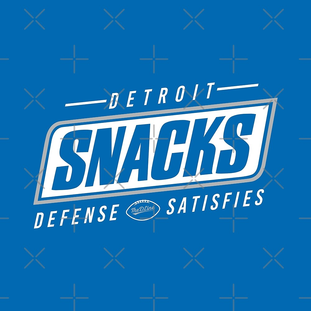 Detroit Snacks by thedline