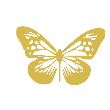 Golden Butterfly by mcb-jp