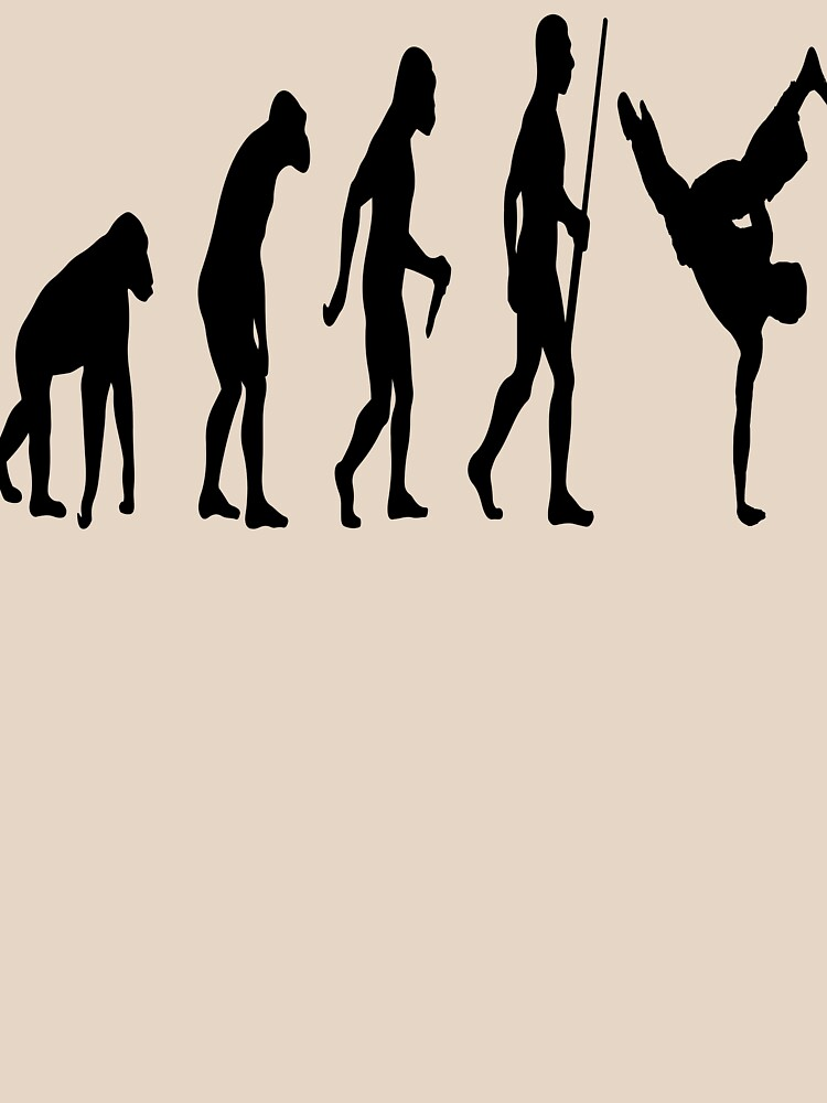 Evolution Break Dancer by Teepack