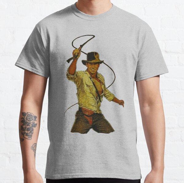 Indiana Jones T-shirt classique