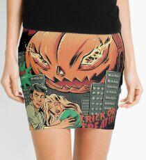THE KILLER PUMPKIN Mini Skirt