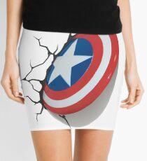 Captain America Mini Skirt