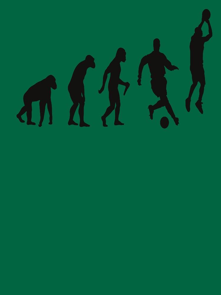 Evolution Of Sport by Teepack