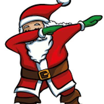 DaB Santa by simbatron