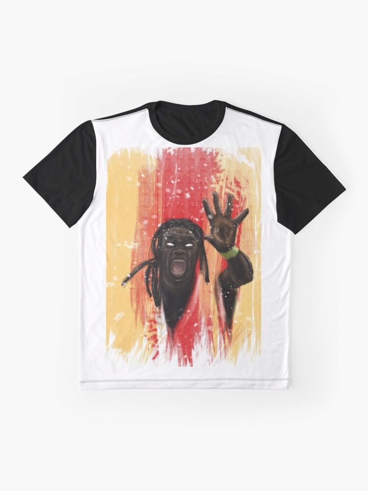 Alternate view of Lion of Gomis - tee Graphic T-Shirt
