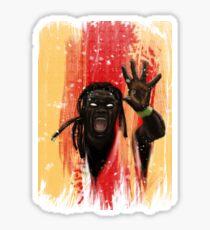 Lion of Gomis - tee Sticker