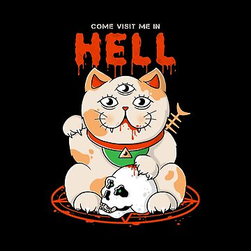 Come Visit Me In Hell by GODZILLARGE