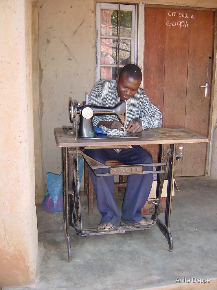 Malawi: taylor by Anita Deppe