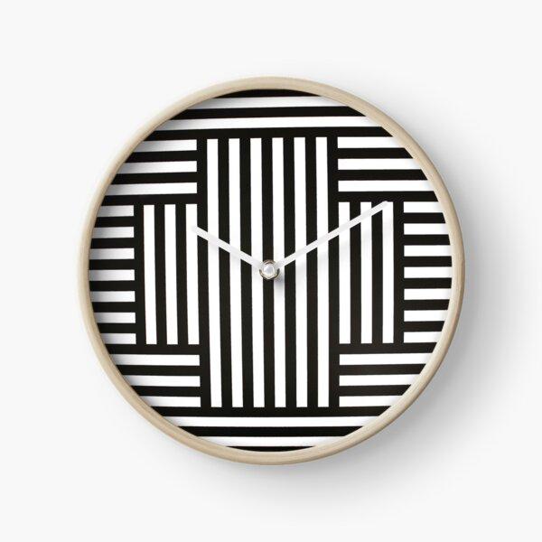#design #pattern #abstract #art #decoration #horizontal #wide #textured #inarow #wideshot #wideangle #shape #futuristic #illustration #geometry #hexagon #fractal #colorimage #textured #geometricshape Clock
