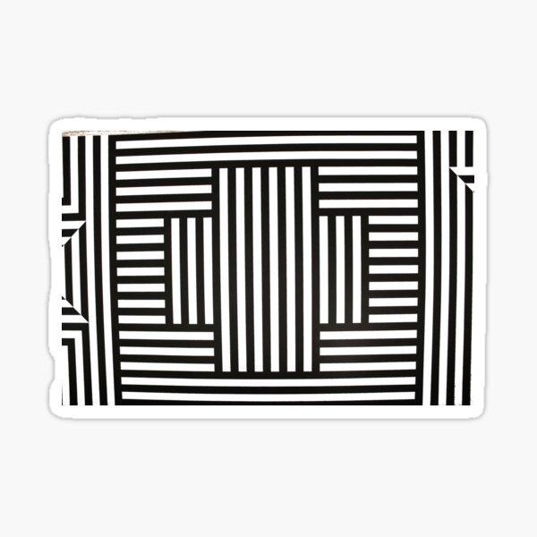 #design #pattern #abstract #art #decoration #horizontal #wide #textured #inarow #wideshot #wideangle #shape #futuristic #illustration #geometry #hexagon #fractal #colorimage #textured #geometricshape Sticker