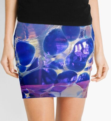 Glass Bulb Mini Skirt