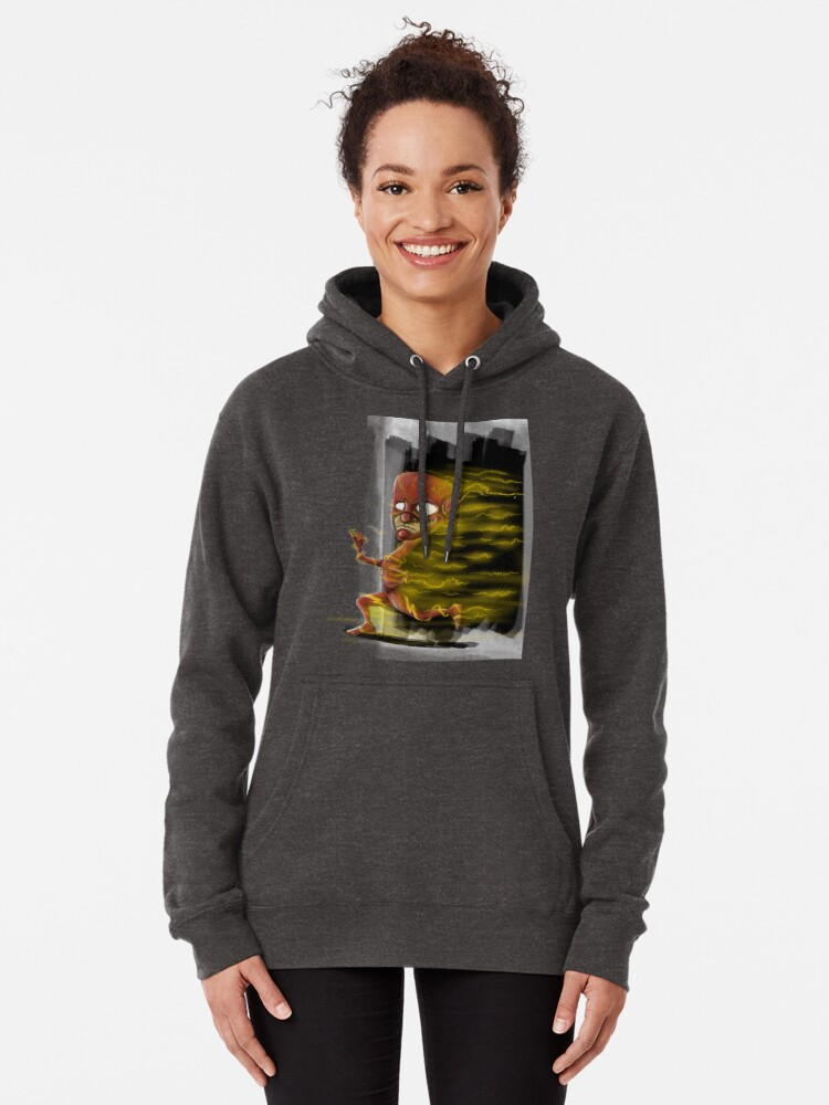 Alternate view of I'm faster than you - tee Pullover Hoodie