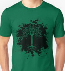 hippy Tree Unisex T-Shirt