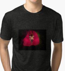 da63a930b0f Spooky babe Tri-blend T-Shirt