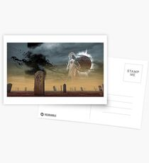 Graveyard of Dead Gods Postcards