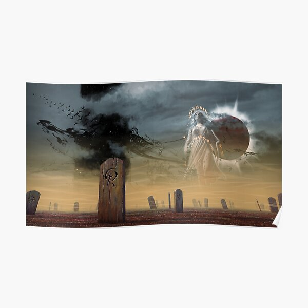 Graveyard of Dead Gods Poster