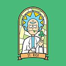 Saint (Pat)Rick by zoljo
